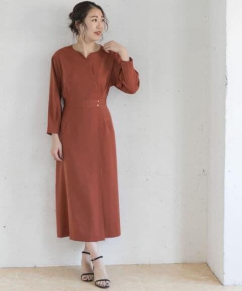 40代 ファッション 春 コーデ