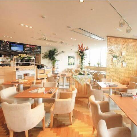 プルメリアカフェ 横浜 西口 おすすめ おしゃれ カフェ
