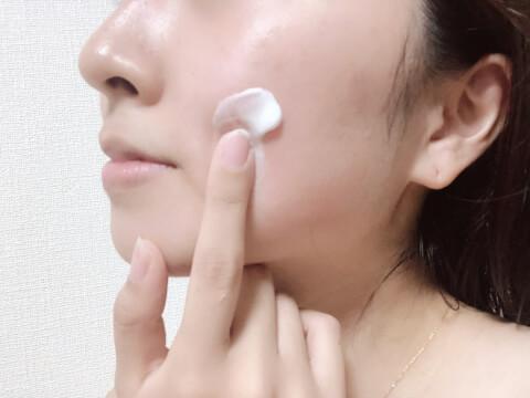 レチノール クリーム 肌 透明感 健康