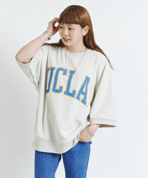 CPCM(シーピーシーエム)UCLAミニ裏毛T