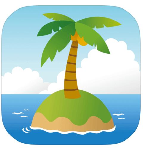 旅の計画書アプリのアイコン