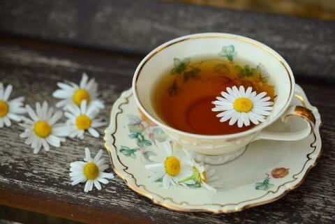 ノンカフェインのお茶