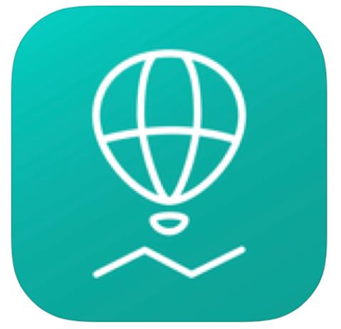 travelyアプリのアイコン