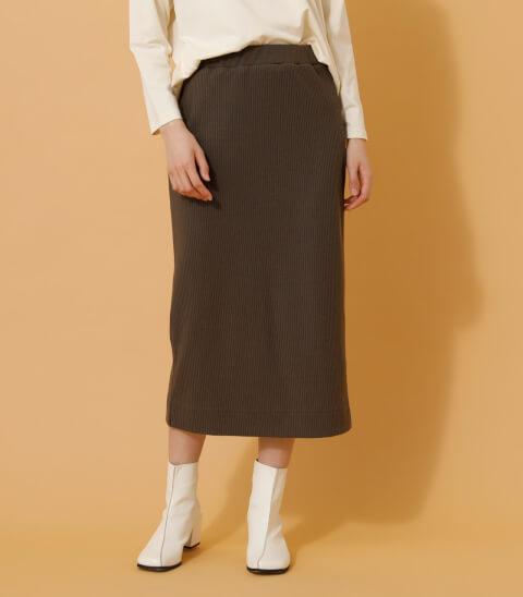 ミディアム丈スカート