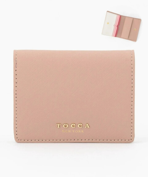 TOCCA ピンク 財布