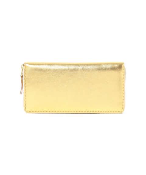 コムでギャルソン BEAMS ゴールド 財布