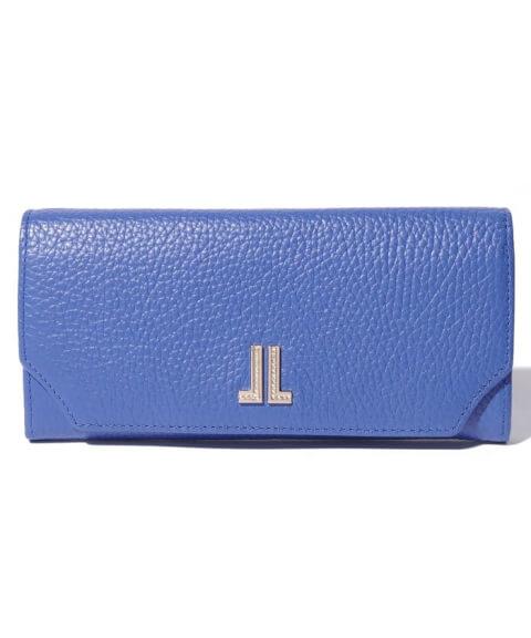 LANVIN 青 財布
