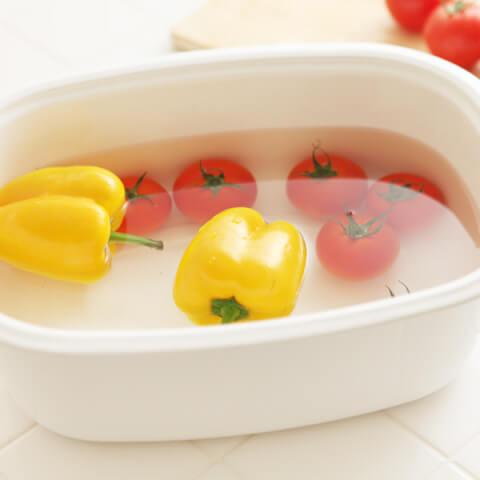 【楽天市場】野田琺瑯(のだほうろう) 楕円型 洗い桶:アンジェ(インテリア雑貨)