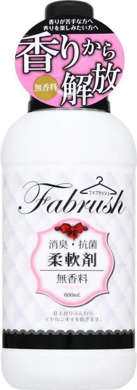 fabrush(ファブラッシュ) 柔軟剤 無香料