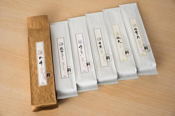春の限定新茶セット「さくら茶&味ざんまい」