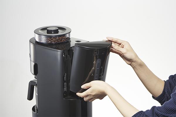 コーン式全自動コーヒーメーカー 1台