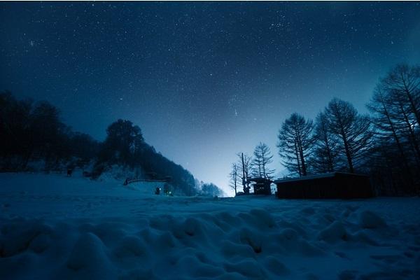 天空の楽園 日本一の星空ツアーペアチケット15組30名様