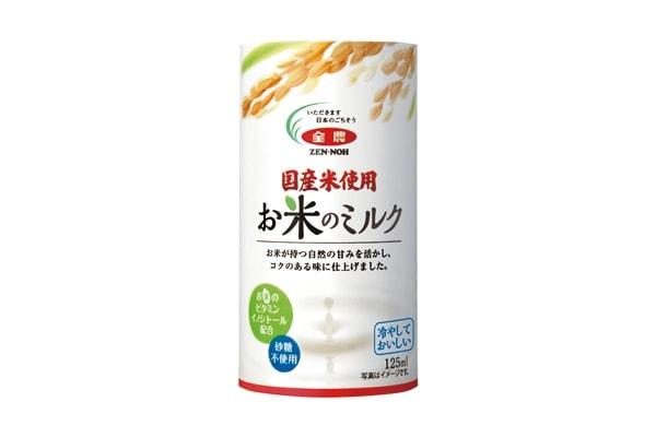 全農ブランド国産米使用お米のミルク6本セット