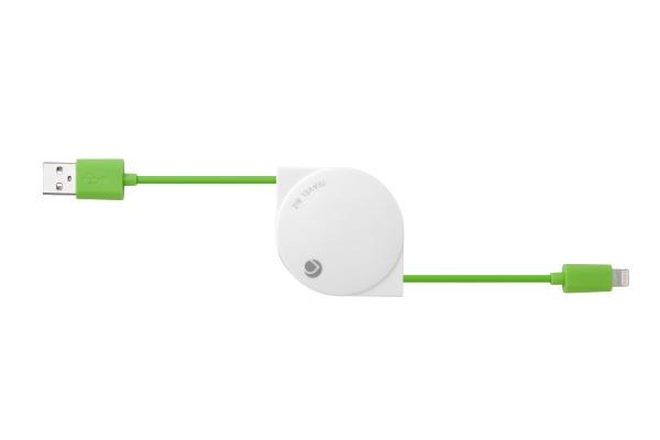 巻取り式充電用ケーブル(3名様)