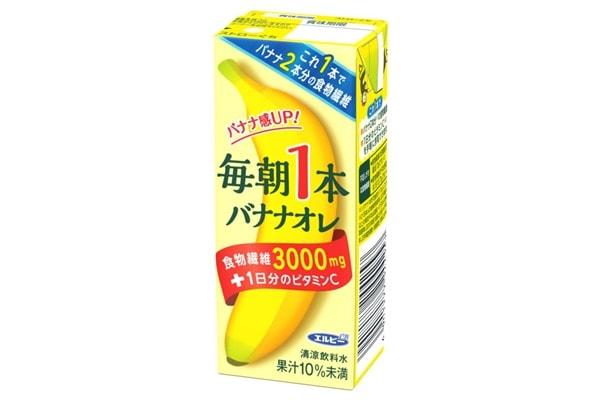 『毎朝1本 バナナオレ』 24本セット