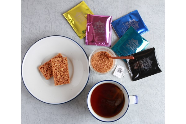 ジョージスチュアート紅茶