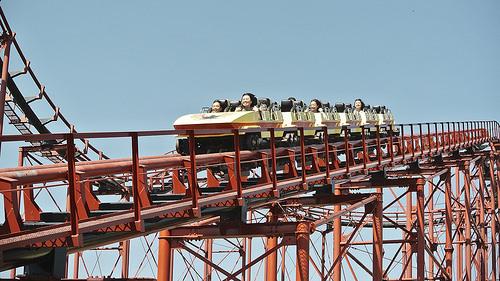 絶叫マシンジェットコースターランキングtop23日本で最も怖いのは