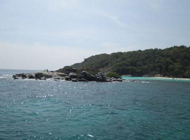 ラチャノイ/ラチャヤイ島 風景