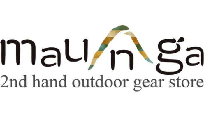 "2nd hand outdoor gear store ""maunga"""