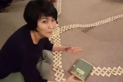 """「四重奏」中滿島光所拍攝的「炸彈棒」影片公開! 讓人看到不一樣的""""小雀"""""""