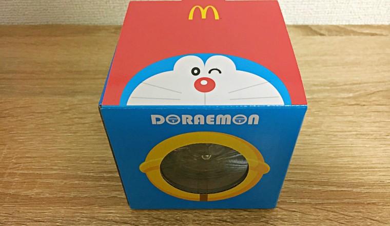 【不買不行】日本麥當勞「哆啦A夢杯」比想像中還要讚! 圓圓又可愛的形狀讓人一見鍾情!外盒也超可愛