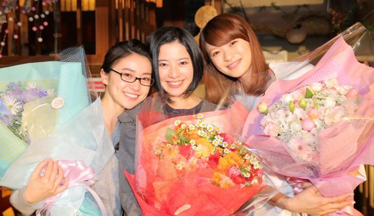 今天日本將播出最終回!『東京白日夢女』主角群殺青後流著淚水直喊「寂寞…」