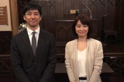 西島秀俊推了石田百合子一把「拜託你認真點!」