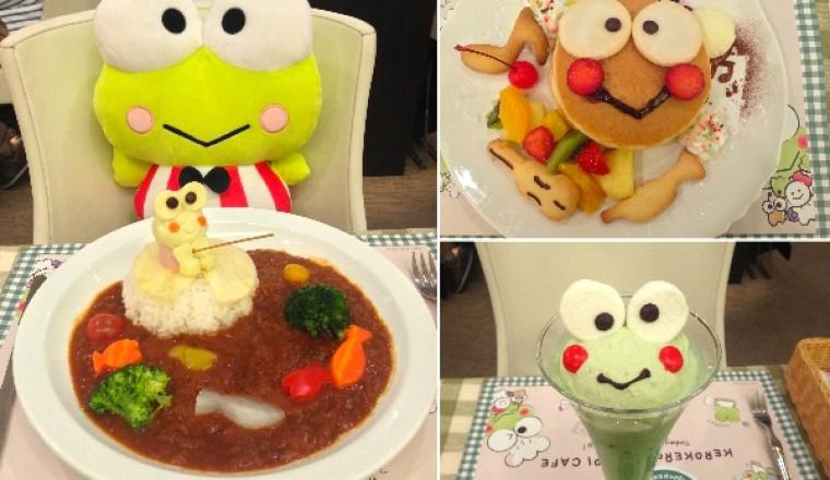 【30歲記者哭了】走一趟日本大眼蛙咖啡! 內心反璞歸真如赤子… / 橫濱京急百貨