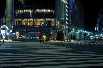你有看過完全沒有人的澀谷街頭嗎? 僅是一瞬間,卻如此的美麗
