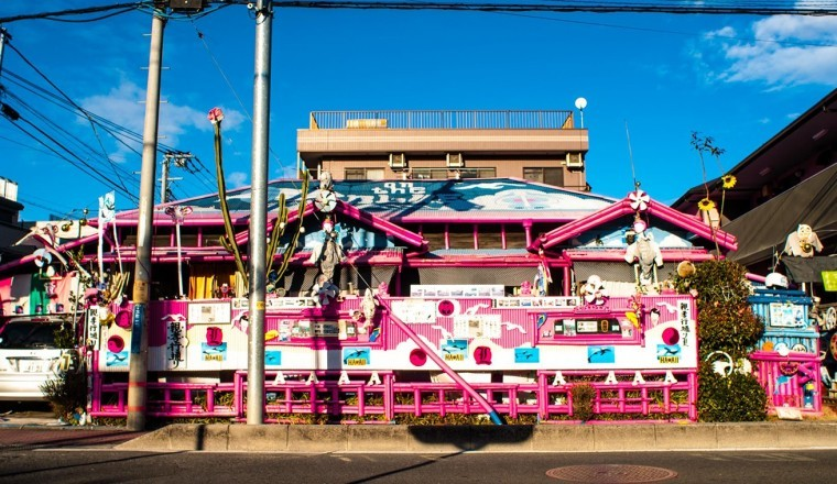 「20年前妻子過世後」埼玉縣發現的奇特住家