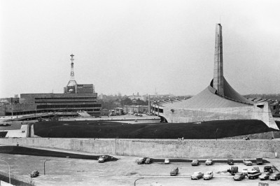 令人意外的建築,其實這些都是「為了1964年的東京奧運所建造出來的」