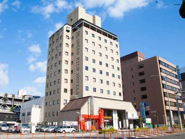 グリーンリッチホテル大分都町(旧 都イン大分)