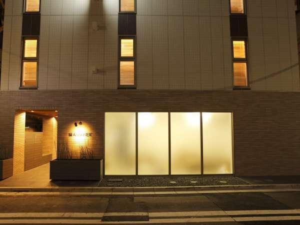 ホテル アマネク 銀座 イースト