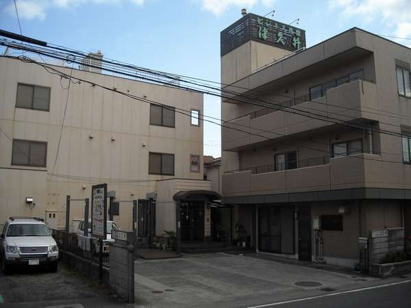 ビジネス旅館 津久井