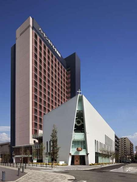 ハートンホテル北梅田