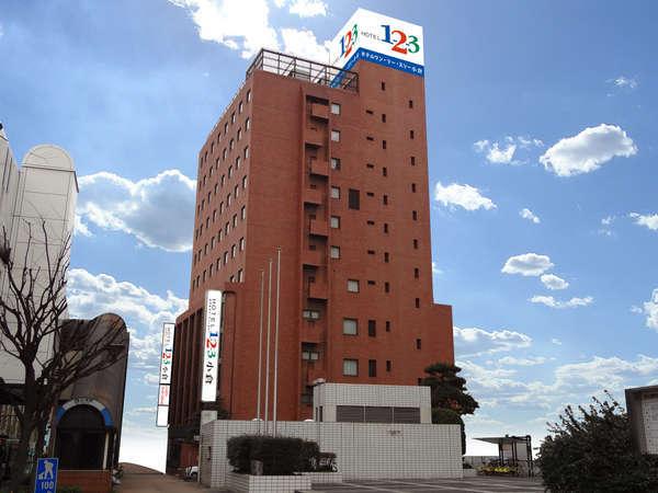 ホテル1-2-3小倉(旧コクラセントラルイン)