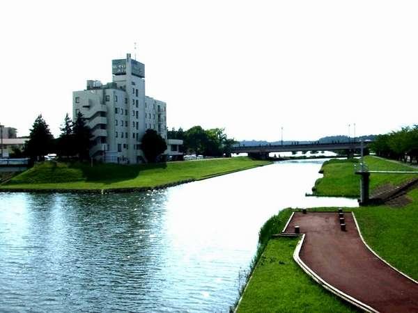 水戸リバーサイドホテル