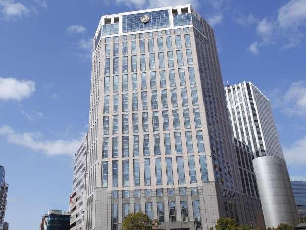 横浜ベイシェラトンホテル&タワーズ