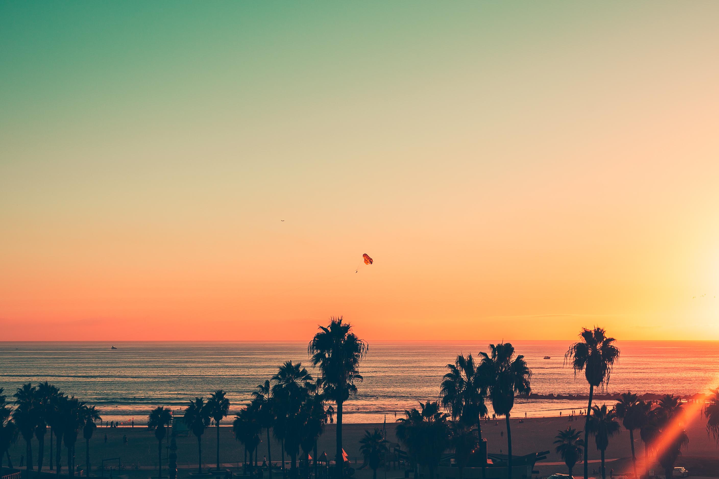 洛杉磯-加州陽光