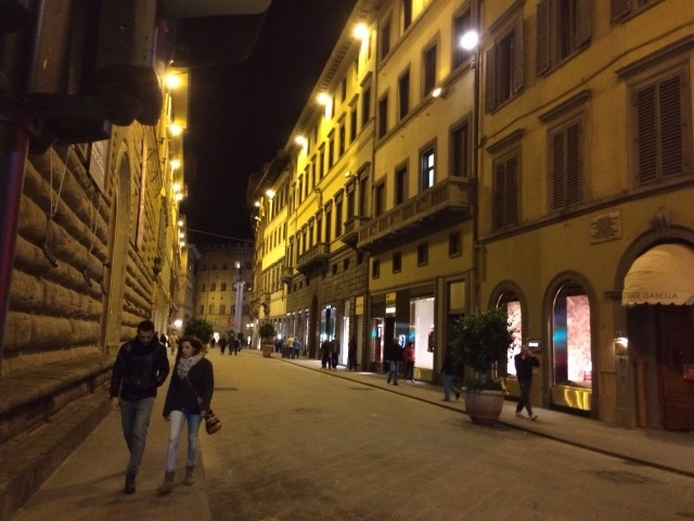 Townscape in Florence