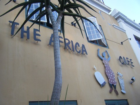 The Africa Cafe