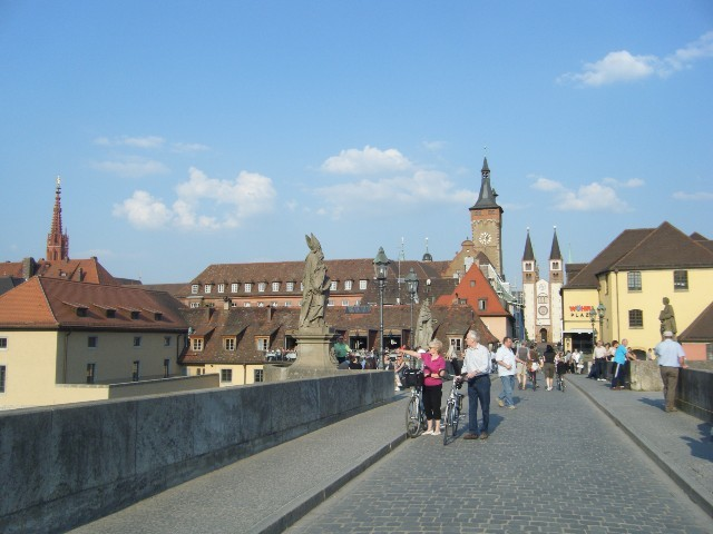 Alte Main Bridge