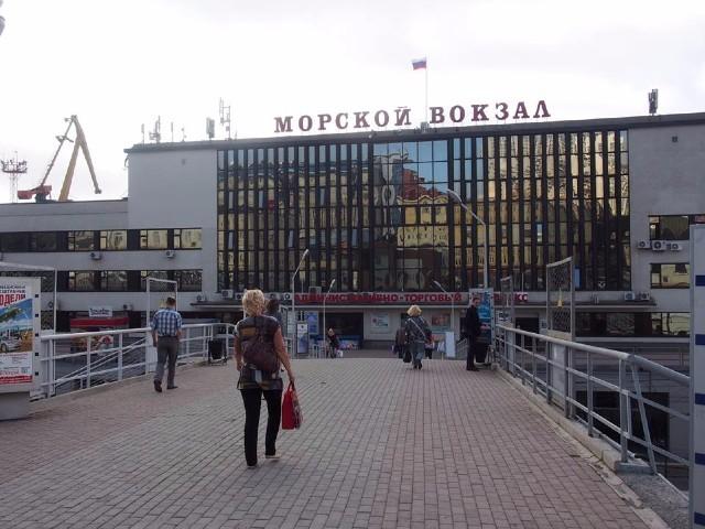 客船ターミナル