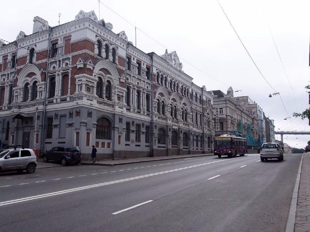 エスヴェトランスカヤ通り