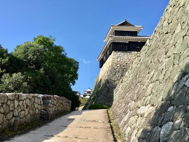 ⭐️松山城 ①
