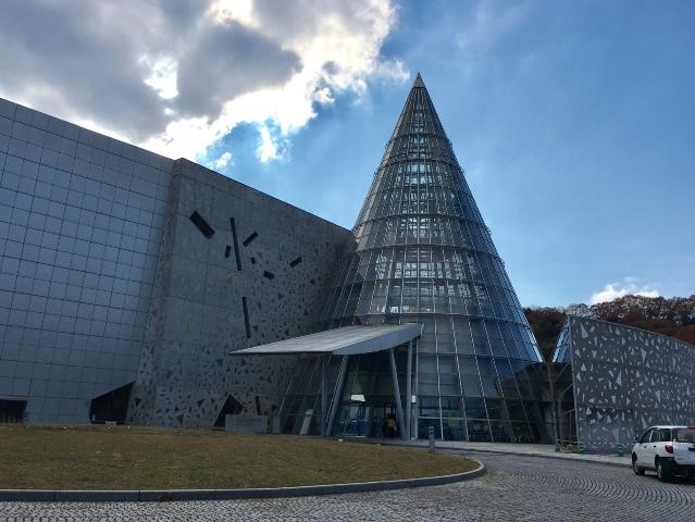 愛媛県総合科学博物館 ①