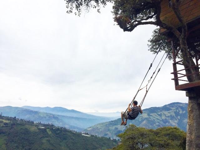 エクアドルの定番から穴場まで楽しむ旅!