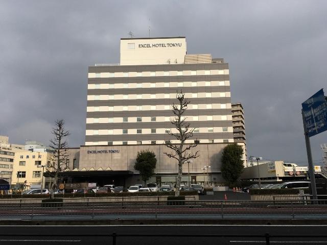 エクセルホテル東急松江 ①