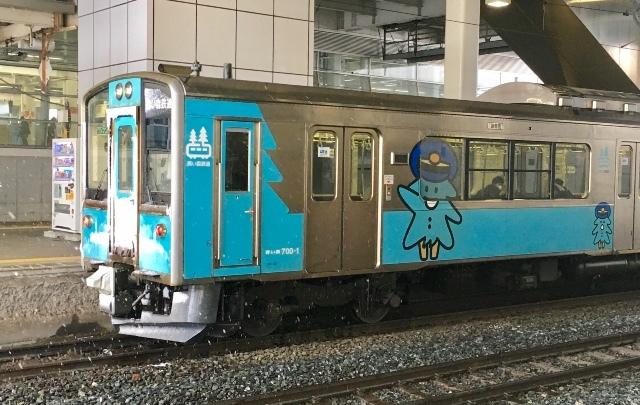 個性的なローカル線 ④ 〈青い森鉄道線〉