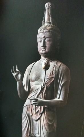 妙山寺の聖観音像